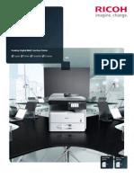 Midshire Business Systems - Ricoh Aficio MP 301 SP / MP 301SPF Brochure