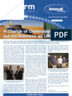 Innoval Technology Newsletter 2012/13