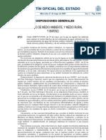 Orden Control Concesiones Boe 20090527