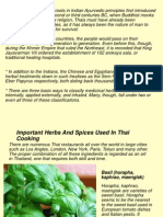 Thai Herbal Plants And Its Medicinal Values