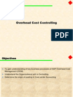 24870854 SAP Cost Center