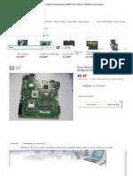Placa Mãe C_defeito Notebook Itautec W7650 Pn 50-71535-20 - R$ 49,96 no MercadoLivre
