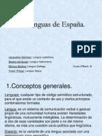 Lenguas De España.ppt