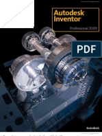 Autodesk Inventorprof2009 Detail Brochure