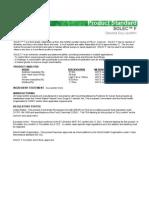 SOLEC F PS.pdf Especificaciones