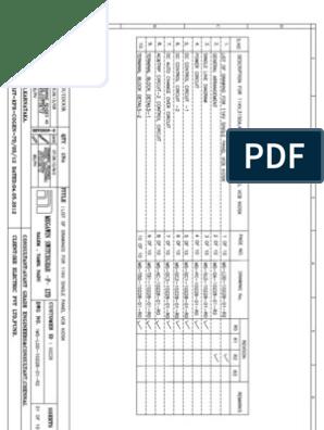 [ANLQ_8698]  11KV KIOSK PANEL DRAWING   Switch   Relay   11kv Control Panel Wiring Diagram      Scribd