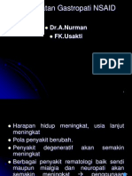 Gastropati NSAID-Penatalaksanaan