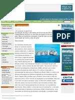 Agronegócio - O avanço Argentino - Eliana Simonetti - Revista Desafios do Desenvolvimento