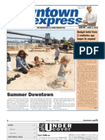 Downtown Express May 29, 2009