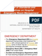 Introduction Emergency Department (1)