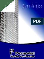 Brise Metalico Permetal Metais Perfurados
