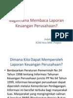 Membaca Laporan Keuangan