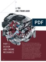 AudiV6TDI Mechanics