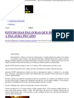 ESTUDO DAS PALAVRAS QUE DESCREVEM A PALAVRA PECADO _ Portal da Teologia.pdf