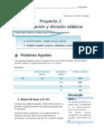 Manual de Ortografía 1ro Secundaria sem 2.