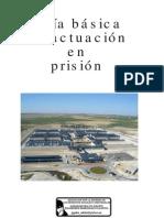 Guía Básica de Actuación en Prisión