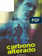 Carbono Alterado - Richard Morgan