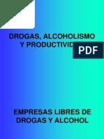 Politicas de Alcohol y Drogas