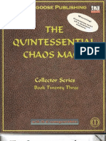 The Quintessential Chaos Mage