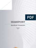SHAREPOINT - Apostila Do Treinamento