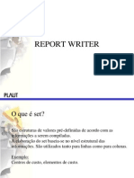 Report Writer Intro