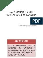 La Vitamina d y Su Importancia Nutricional