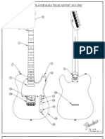 telecaster diagram