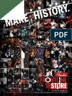 2008 Fender FrontlineInStore Pricelist