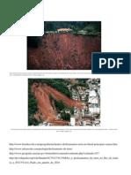 Deslizamentos de Terras No Brasil