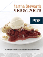 50043941 Recipes From Martha Stewart s Pies and Tarts by Martha Stewart