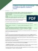 Resistore Potencia Capacitores PY5ZD