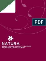 Natura - Marketing Project