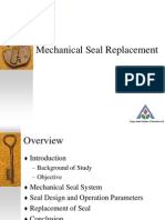 Mechanical Seal Replacement