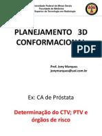 PLANEJAMENTO 3D CONFORMACIONAL