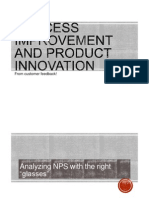 Process Improvement and Product Innovation