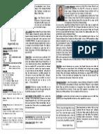 Bulletin for Nineteenth Sunday OT 11August 2013
