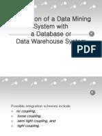 Integration of DB & DW-D6