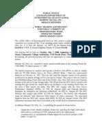Murphy Oil USA, Inc Public Notice Permit Application V5