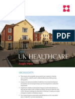 KF Healthcare Development Autumn 2012