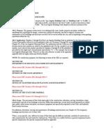 2008 LA Amendment for Building Code