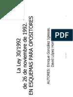 1 7 PDF Ley 3092 en Esquemas Para Opositores