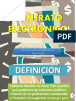 Tema 6; Contrato Electronico