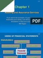 Ch1-Auditing & Assurance Service