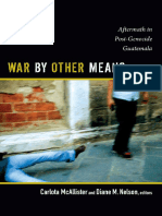 War by Other Means by Carlota McAllister
