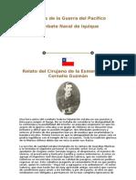 Relatos de la Guerra del Pacífico