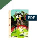 Bonzon P-J Fan Lo Extraits Scolaires Delagrave 1958