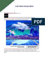Australia Maps Out Smart Energy Plans