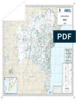 Mapa Bahia 2009