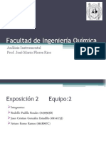 Expoción de Análisis Instrumental N°2.pptx