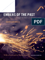 Embers of the Past by Javier Sanjines C.